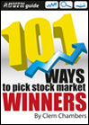 ADVFN Guide: 101 Ways to Pick Stock Market Winners by Clem Chambers, published by ADVFN Books