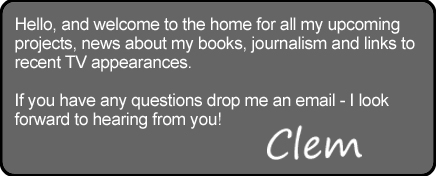 Clem Chambers welcomes you to his website